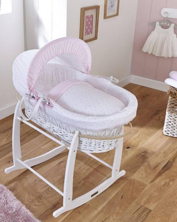 Cos pentru bebelusi Stars & Stripes