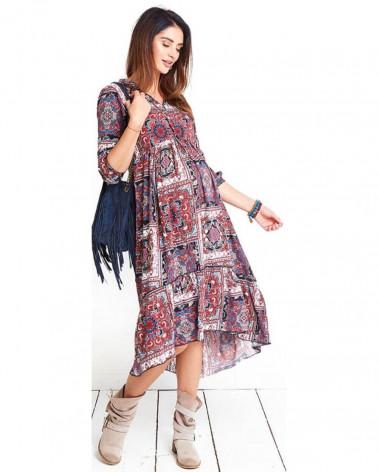 Rochie pentru gravide Maroco Mama Boutique