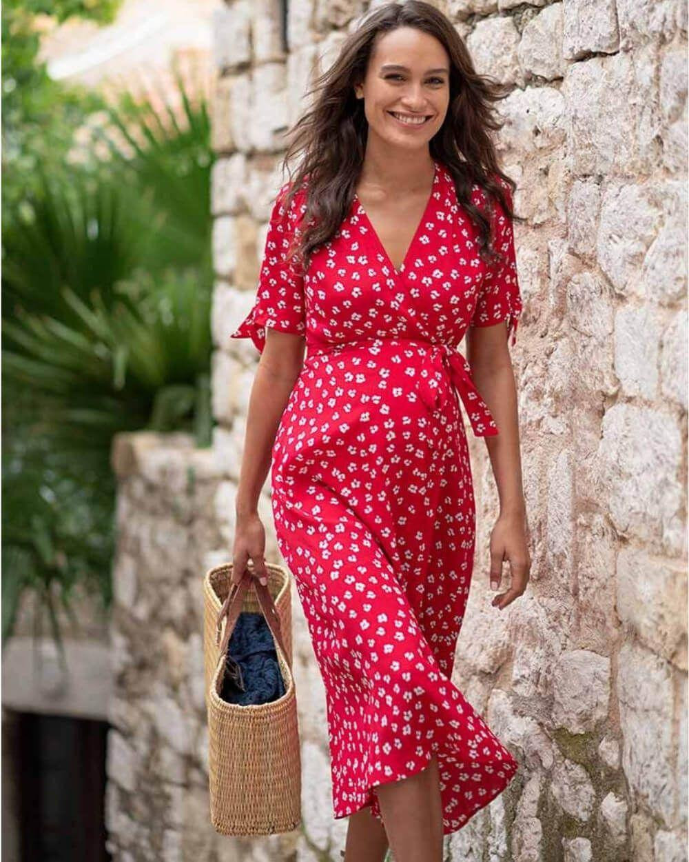 Rochie pentru gravide Bessie Mama Boutique