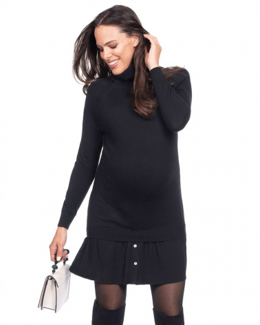 Tunica Irena pentru gravide si pentru alaptare Mama Boutique