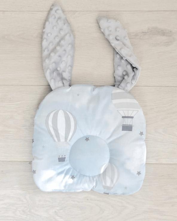 Pernă iepure pentru bebeluși Roco&Grey Dada & Rocco - 1