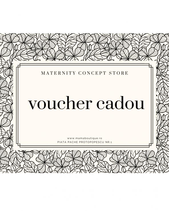 Voucher Cadou Happy Maternity Mama Boutique - 1