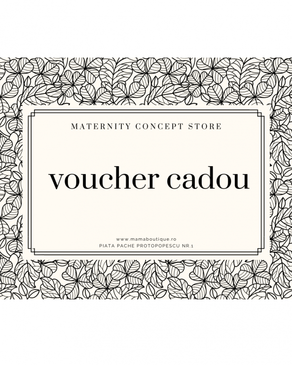 Voucher Cadou - Baby Love Mama Boutique - 1