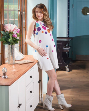 Rochie Jagoda pentru cununie gravide