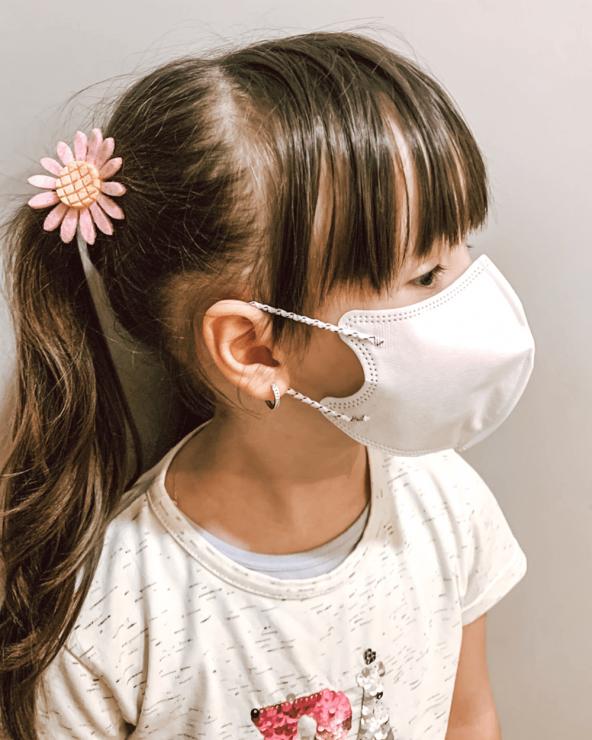 Mască acoperitoare facială copii Mama Boutique - 1