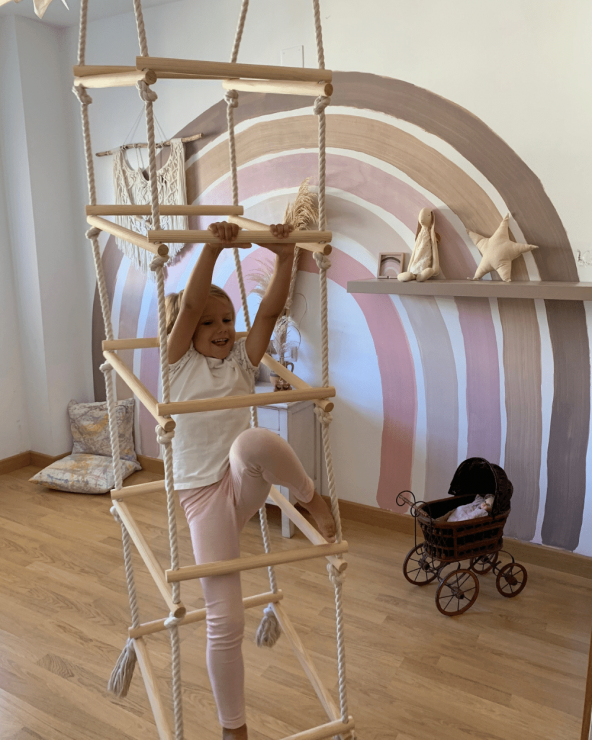 Modul cățărare copii Mini Plyground