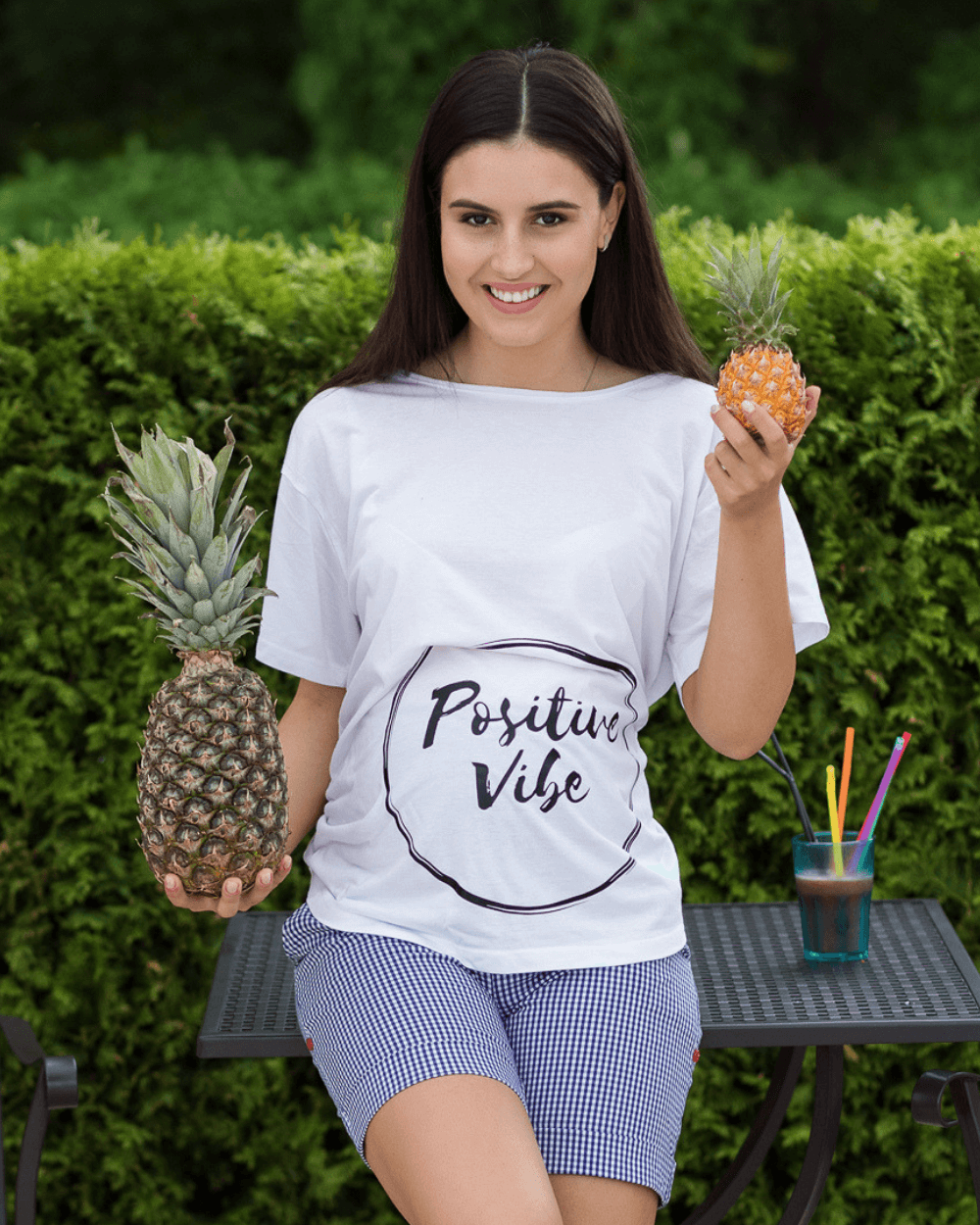 Tricou Positive Vibe Mama Boutique - 2